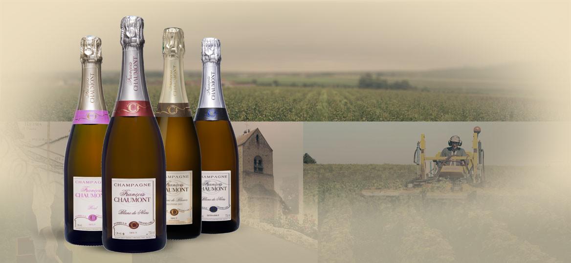 Bienvenue sur le site du Champagne François Chaumont